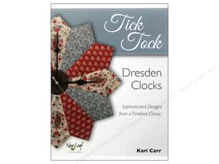New: New Leaf Stitches Tick Tock Book