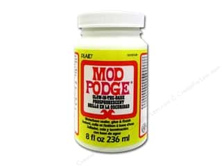 mod podge: Plaid Mod Podge Glow In The Dark 8oz
