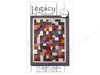 Quilt Company, The: Legacy Cake & Company Pattern