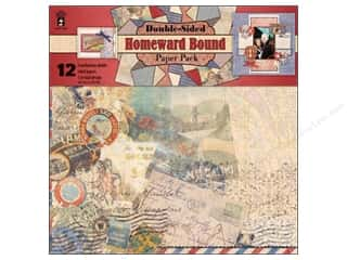 "Pressing Cloths / Pressing Sheets: Hot Off The Press Paper Pack 12""x 12"" Homeward Bound"