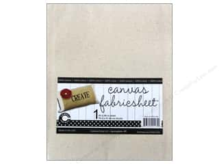 Canvas Home Basics: Canvas Corp Canvas Fabric Sheet 30 x 36 in.