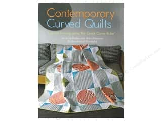 Landauer Contemporary Curved Quilts Book