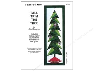 home decor pattern: A Very Special Collection Tall Trim The Tree Pattern