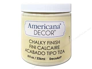 craft & hobbies: DecoArt Americana Decor Chalky Finish 8 oz. Whisper