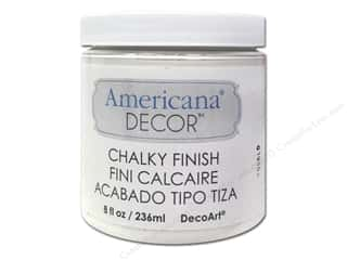 DecoArt Americana Decor Chalky Finish Paint - Everlasting 8 oz.