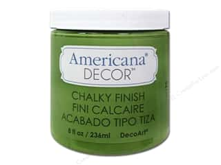 craft & hobbies: DecoArt Americana Decor Chalky Finish 8 oz. New Life