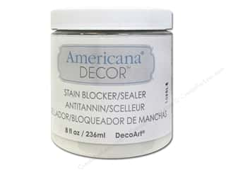 craft & hobbies: DecoArt Americana Decor Stain Blocker & Sealer 8 oz