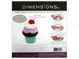 weekly specials Dimensions Felting: Dimensions Needle Felting Kits Cupcake