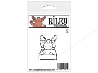 stamps: Riley & Company Cling Stamps Sick