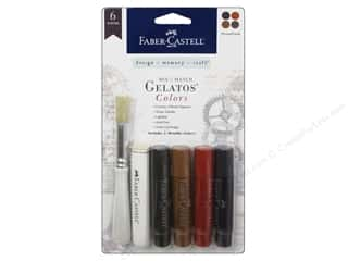 FaberCastell Gelatos Mix & Match Set Steam Punk