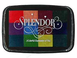 Magic Stamp: Tsukineko Splendor Pigment Ink Pad Magic