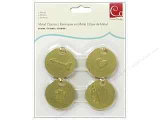 Cosmo Cricket Embellishment Metal Charms