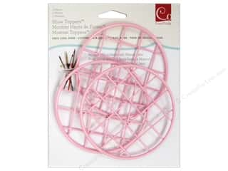 Weekly Specials Pen: Cosmo Cricket Embellishment Show Toppers Grid Lids 3pc Pink