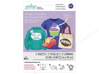 Jolee's Boutique Easy Image Transfer Sheets Dry Erase