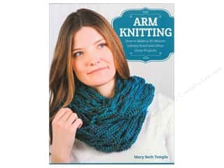 knitting books: Design Originals Arm Knitting Book