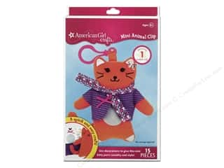 Weekly Specials American Girl Book Kit: American Girl Kit Mini Animal Clip Cat