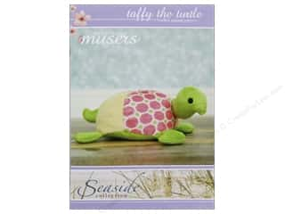 Mckay Manor Musers Taffy The Turtle Pattern