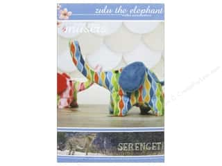 Doll & Animal Parts: Mckay Manor Musers Zulu The Elephant Pattern