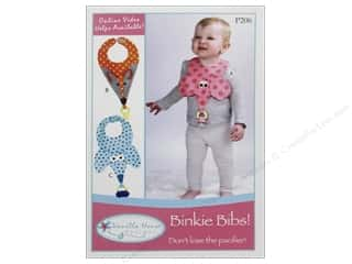 Books & Patterns: Vanilla House Binkie Bibs Pattern