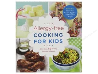 Sterling Allergy-free Cooking For Kids Book
