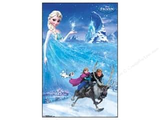 craft & hobbies: SandyLion Poster Disney Frozen One Sheet