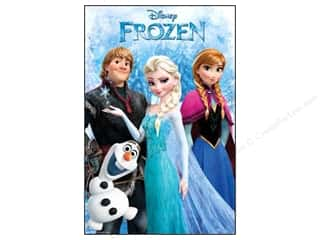 craft & hobbies: SandyLion Poster Disney Frozen Group