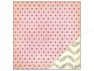Crate Paper 12 x 12 in. Paper Oh Darling Cutie