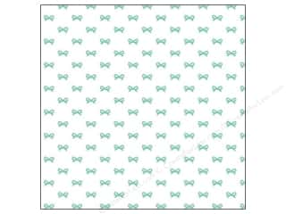 Crate Paper 12 x 12 in. Paper Oh Darling Vellum Bows