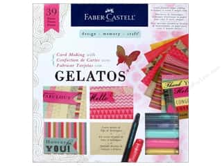 Semi-Annual Stock Up Sale: FaberCastell Gelatos Card Making Kit