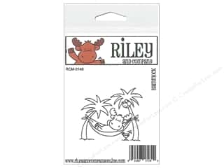 Riley & Company Cling Stamps Hammock
