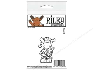 stamps: Riley & Company Cling Stamps Sleep