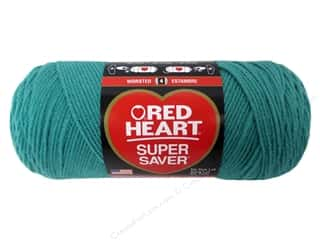 yarn: Red Heart Super Saver Yarn 364 yd. #3862 Jade