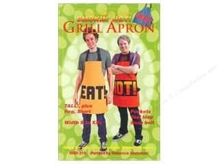 Clearance: Rebecca Ruth Designs Grill Apron Pattern