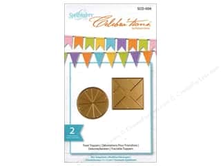 die cutting machines: Spellbinders Celebrations Die Treat Toppers