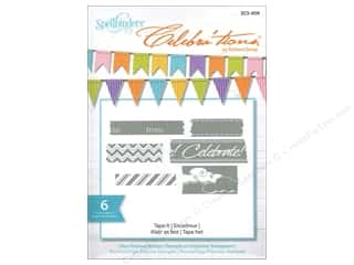 stamps: Spellbinders Stamp Celebra'tion Tape It