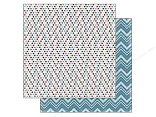 Stock Up Sale Cardstock: Carta Bella 12 x 12 in. Paper All Bundled Multi Dots (25 sheets)
