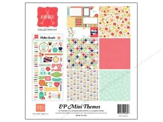 Clearance Echo Park Collection Kit: Echo Park 12 x 12 in. Collection Kit Handmade