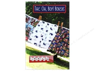 Fishsticks Designs The Oh, Boy! Boxers Pattern