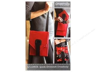 books & patterns: Indygo Junction Quick Grommet Crossbody Pattern