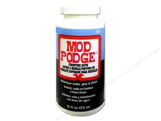 Plaid Mod Podge Furniture Satin 16oz
