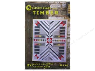 Books & Patterns: Alison Glass Design Timber Pattern