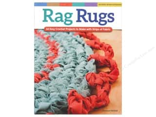 Clearance Books: Design Originals Rag Rugs Book