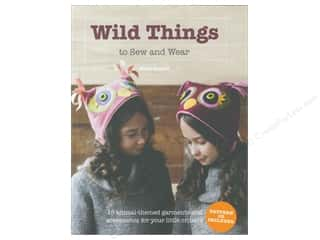 books & patterns: St Martin's Griffin Wild Things Book