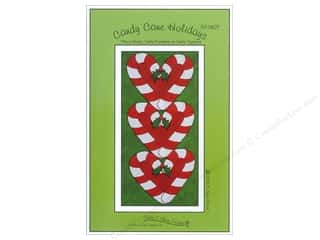 Susie C Shore Candy Cane Holidays Pattern