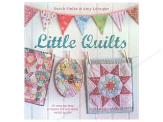 Cico Little Quilts Book by Sarah Fielke & Amy Lobsiger