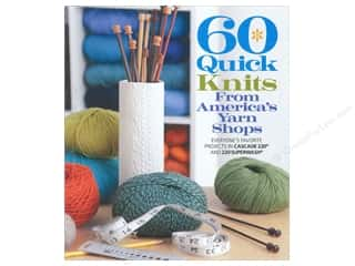 knitting books: Sixth & Spring  60 Quick Knits Book