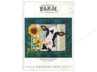 Books & Patterns: Pine Needles And On That Farm and a Moo Moo There Pattern