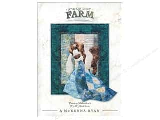 Books & Patterns: Pine Needles And On That Farm There a Mah-ah-ah Pattern