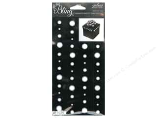 bling stickers: Jolee's Boutique Stickers Bling Gems Circle White