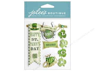 phrase stickers: Jolee's Boutique Stickers Irish Words and Phrases